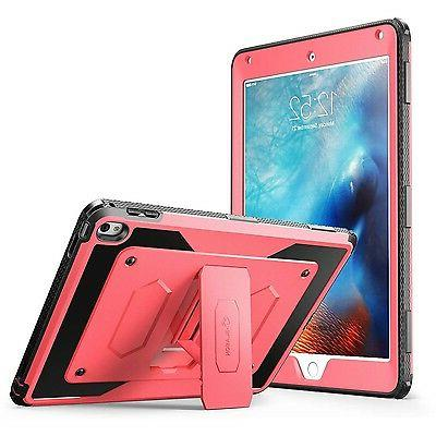 iPad Pro Armorbox Dual Layer Full Body Protective Case-Pink