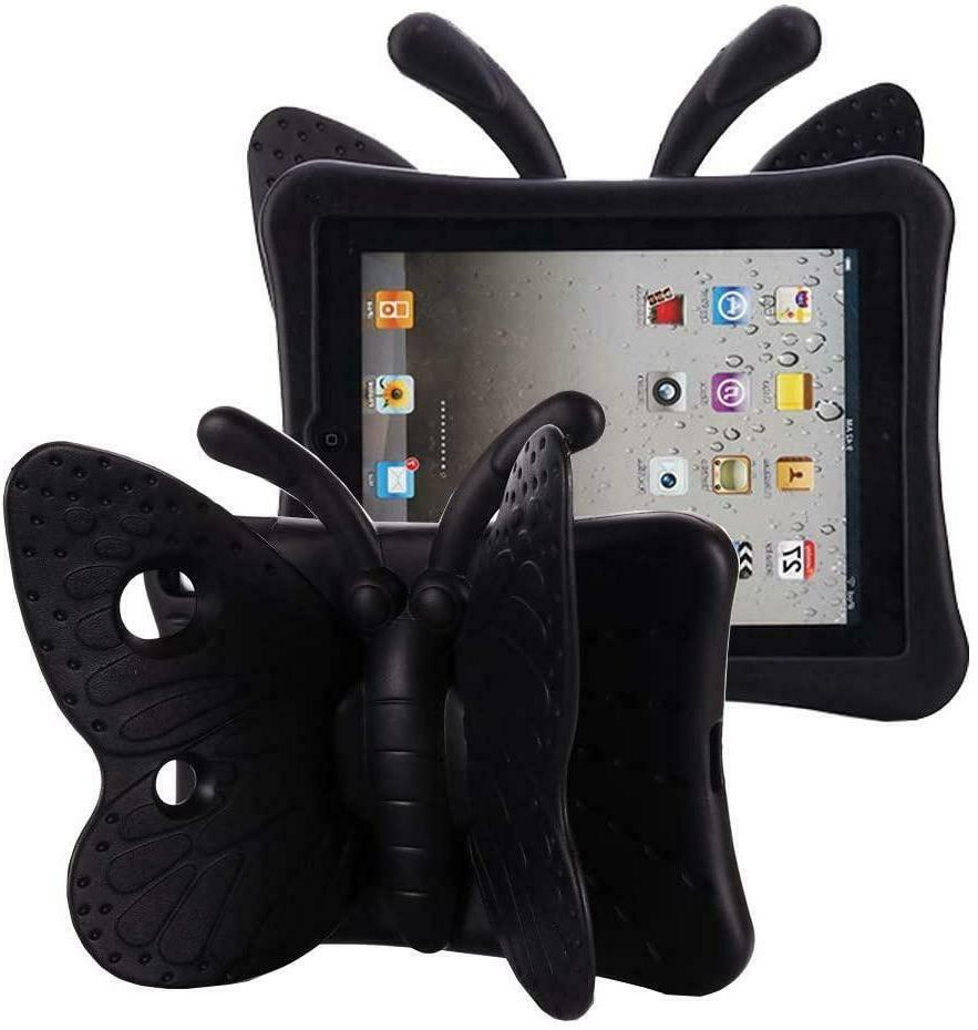 ipad case for kids 3d cartoon butterfly