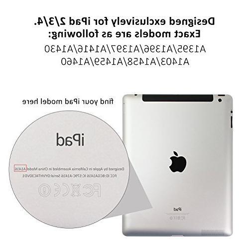 JETech Bluetooth for iPad 3 4 , Degree