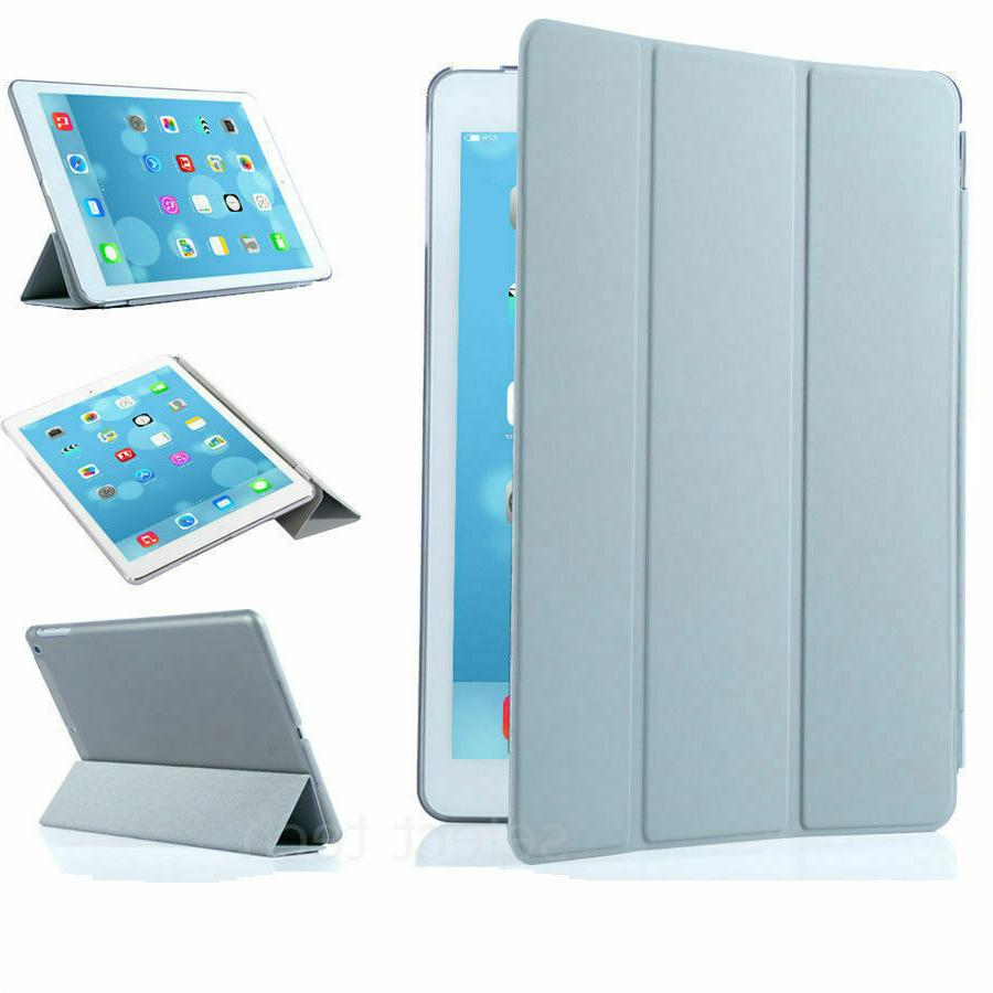 iPad 2 4 Gen Case Smart Slim Tri Fold For