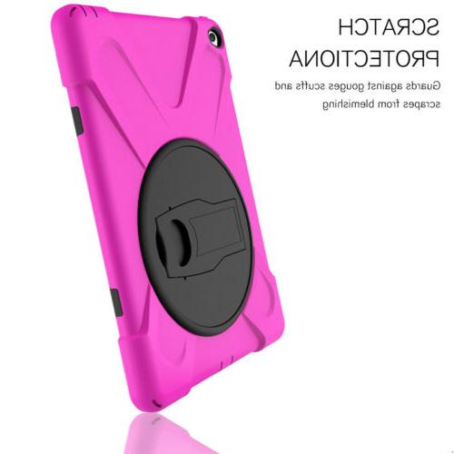 For iPad Mini 4 Heavy Military Shockproof Armor Protection Case Cover