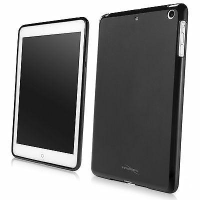 BoxWave iPad mini 1st Gen Case, Matte Black TPU Case Cover