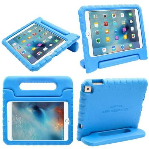 I BLASON IBL-MN4-KIDO-BLUE Apple iPad Mini 4 Case for Kids
