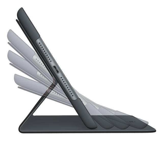 For 4 Logitech w/Any-Angle Stand in