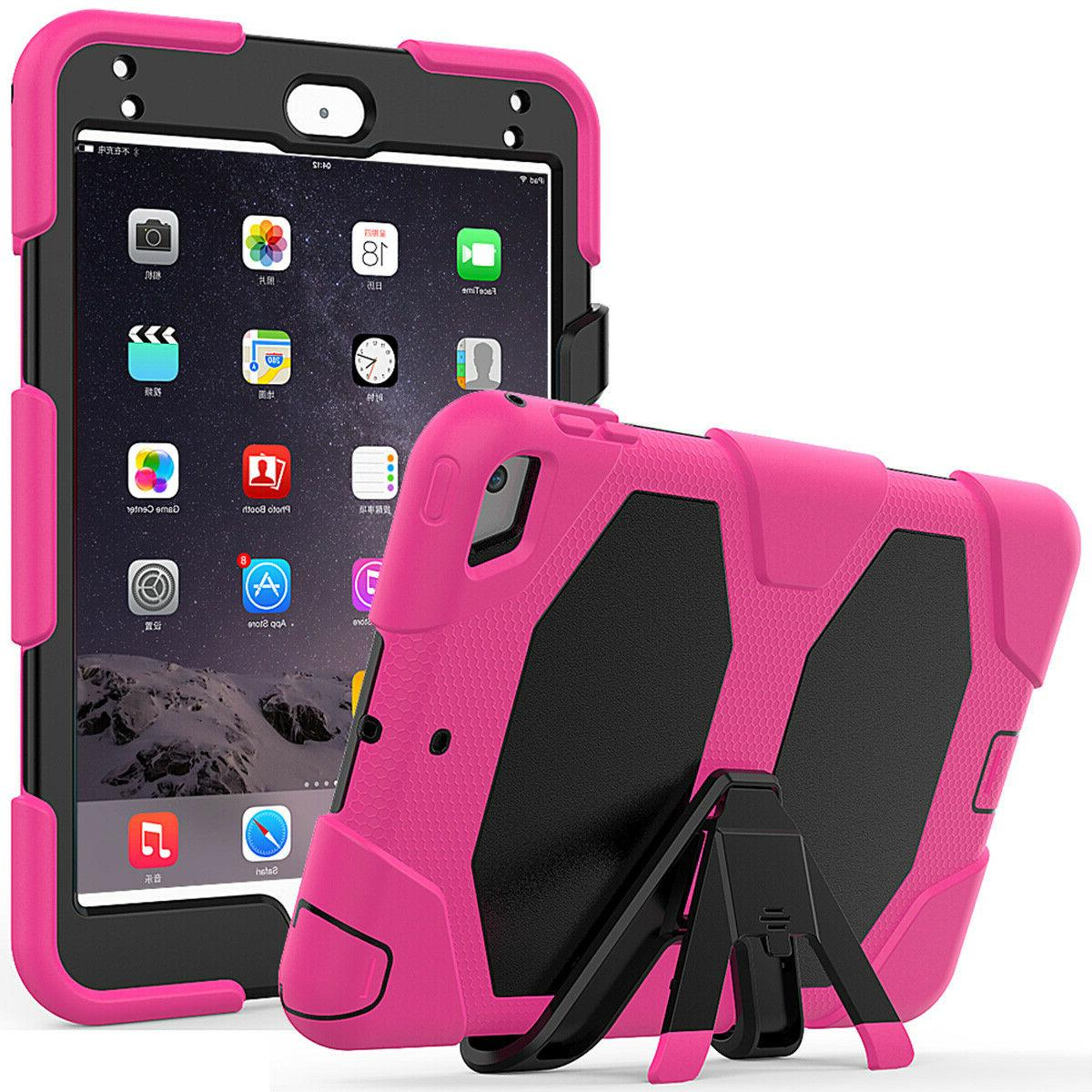 For iPad 5th Gen 2019/Mini 4 Tablet Duty Case