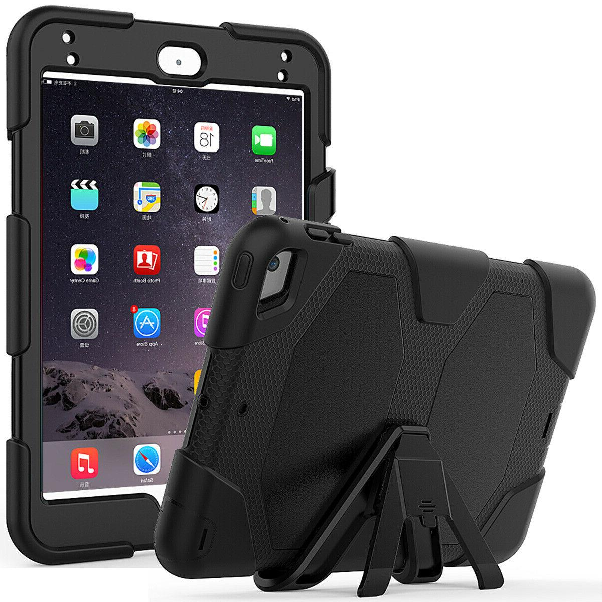 For Mini 5th Gen Cover Protector Heavy Duty Case