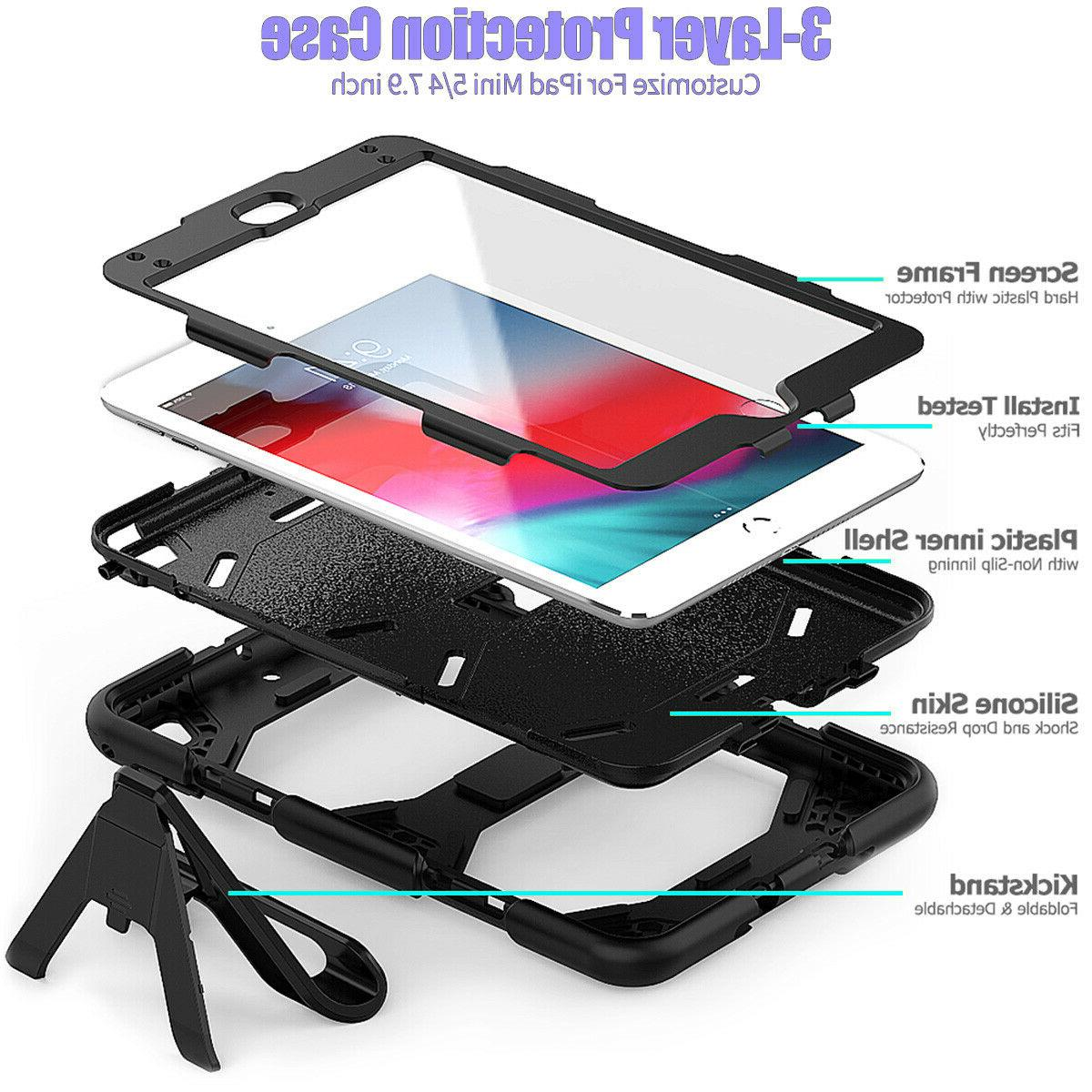 For iPad Mini Gen 2019/Mini 4 Cover Screen Duty