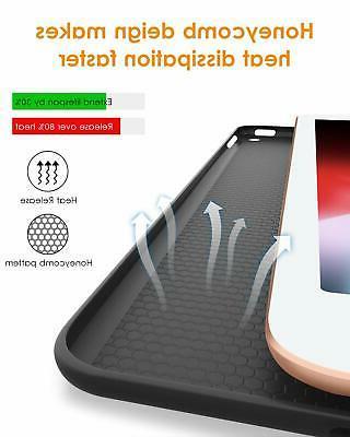 DTTO iPad Generation 2019 Case, Cover Black