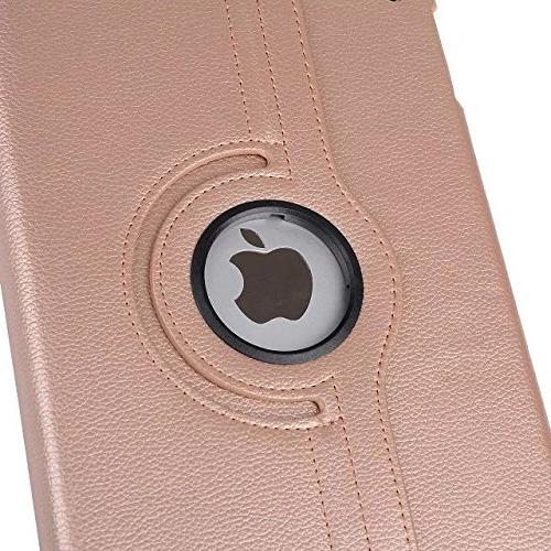 iPad Mini Case, Mini Mini AiSMei Rotating Stand Cover For iPad / with Retina mini Smart Case Covers