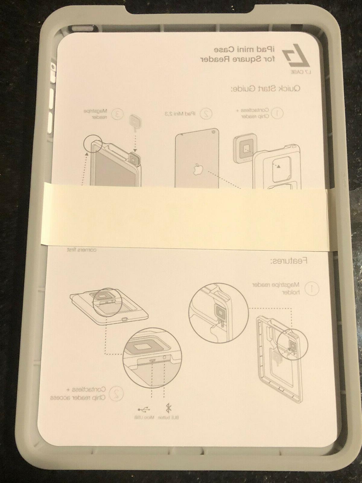 L7 Case Square Fits iPad Mini 2 &