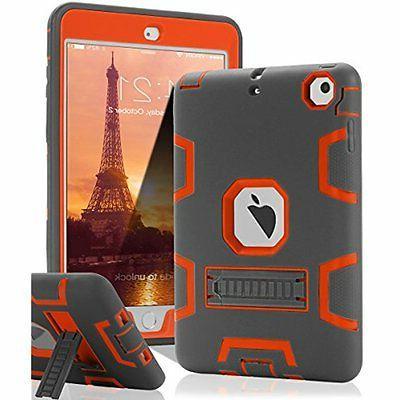 TOPSKY iPad Mini Case Kickstand High Impact Resistant Hybrid