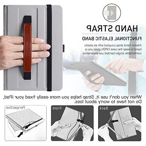 Ztotop iPad Case, Premium Folio Stand Cover Pocket, Strap for iPad Mini Mini Mini 1 -
