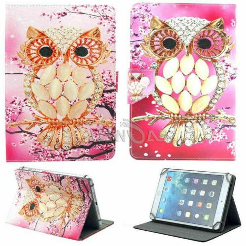 """For iPad 6th inch 2018 10.2"""" 7th Air Folio Case Leather Cover 7"""""""