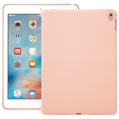 iPad Pro 9.7 Pink Case - Cover - Perfect keyboard.