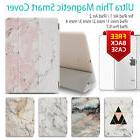 iPad Pro 10.5 Case Marble I Print Smart Slim Leather Cover F