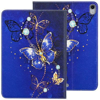 For 11'' 12.9'' PU Leather Smart