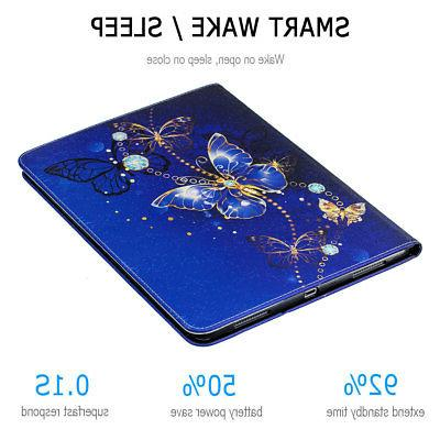 For Pro 11'' 12.9'' 2018 PU Leather Smart