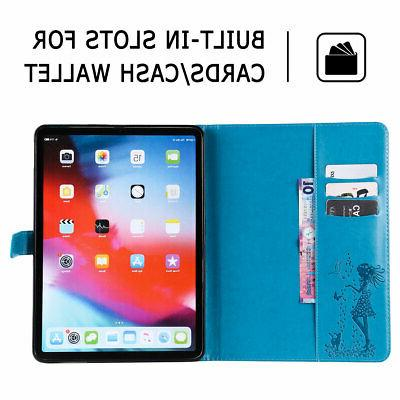For iPad Pro 12.9'' 3rd Gen 2018 Shockproof Leather Smart Case