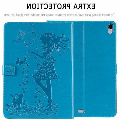 For iPad 12.9'' Shockproof Leather Case Cover