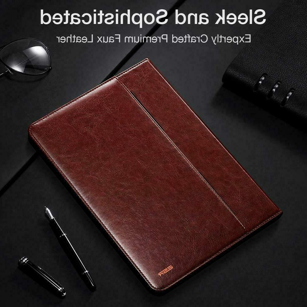 ipad pro 11 2018 leather business smart