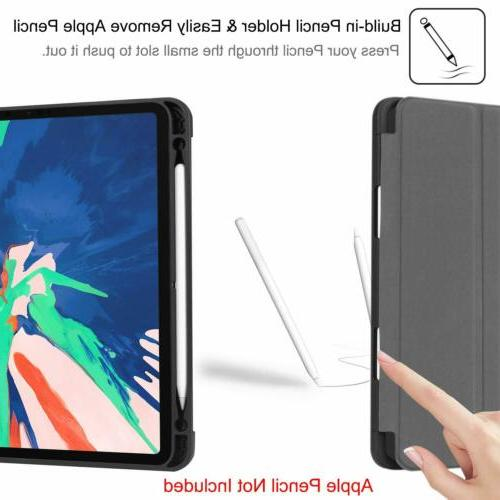 "Fintie iPad 11"" TPU Back Case Wake Sleep"