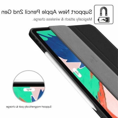 "Fintie iPad Pro 11"" 2018 TPU Back Stand Case Sleep"