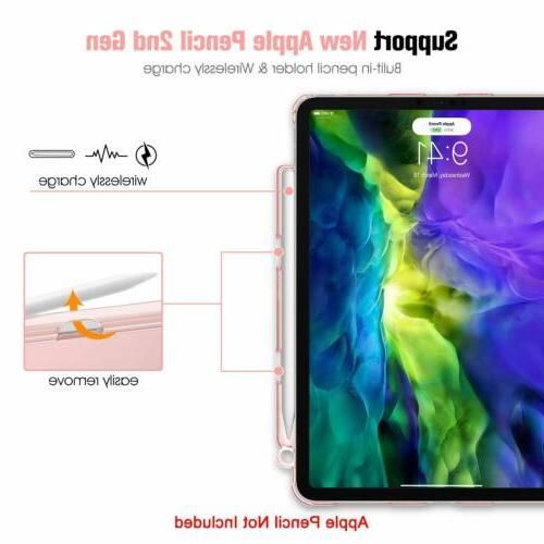 "For iPad 11"" 2020 Translucent Frosted Stand Pencil"