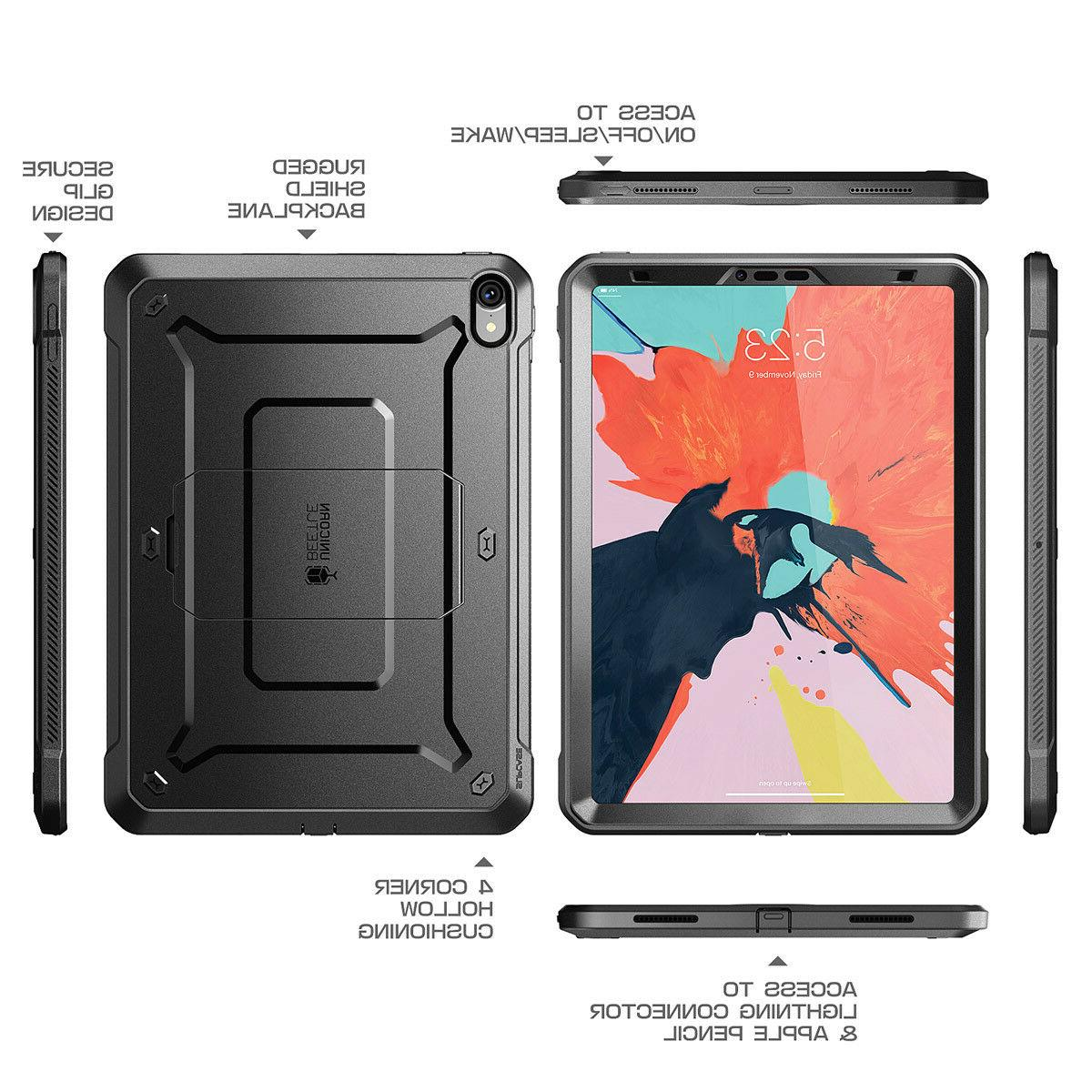 iPad 2018, SUPCASE Protective w/Screen For Pro