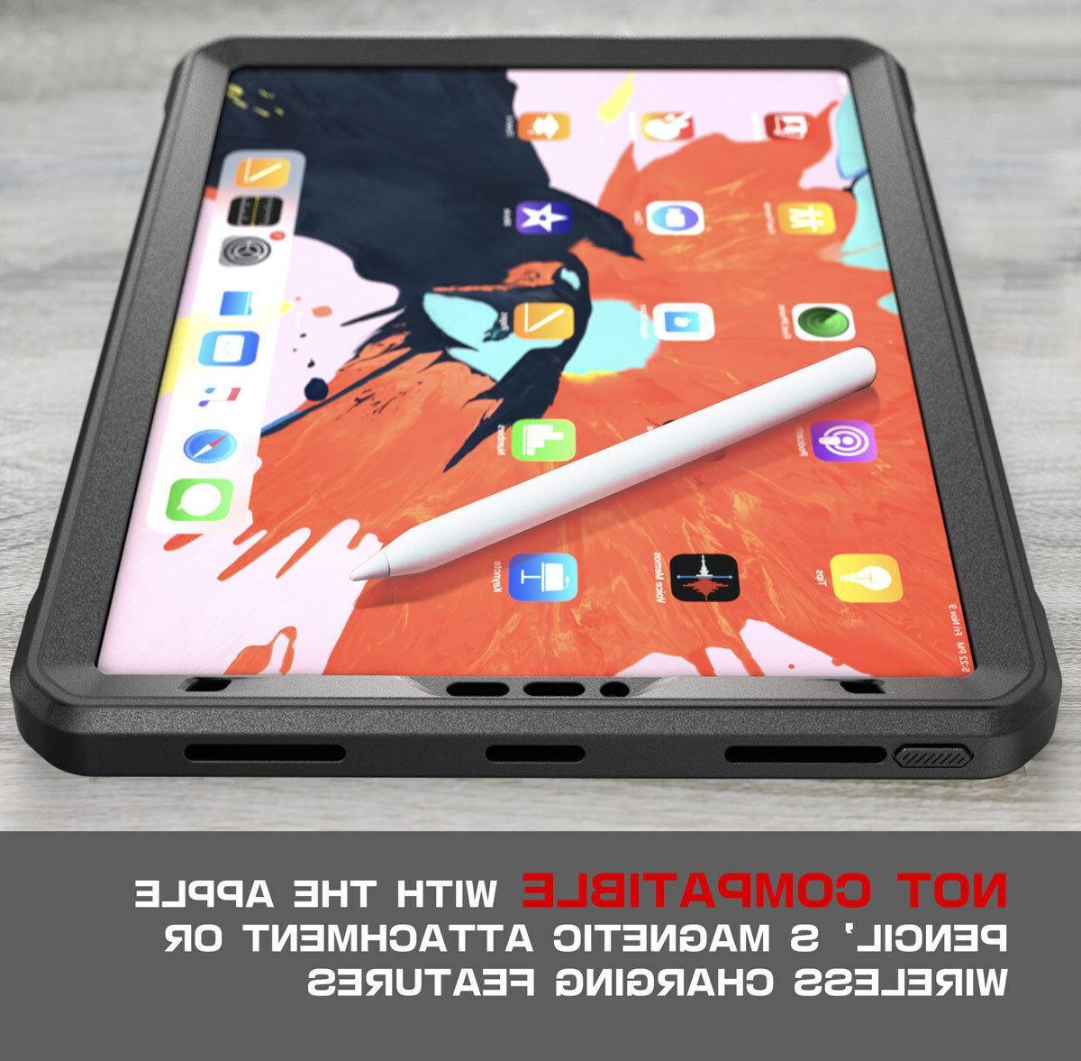 iPad 2018, SUPCASE w/Screen Pro