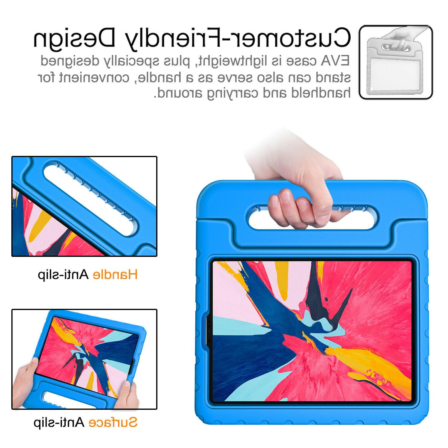 Kids Friendly Shockproof Stand Case for iPad Pro 11''