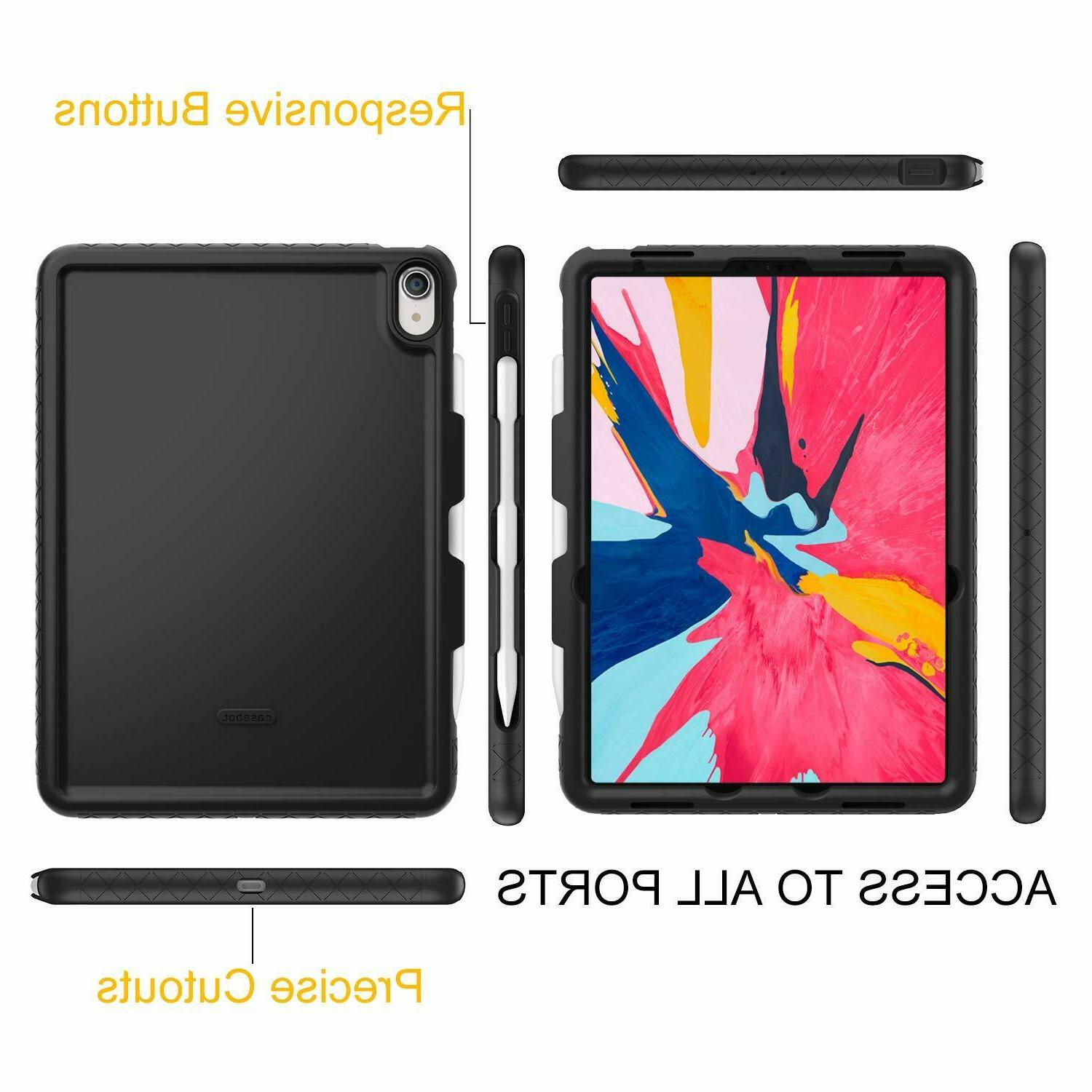 For iPad / Pro 3rd Gen 2018 Silicone Shock