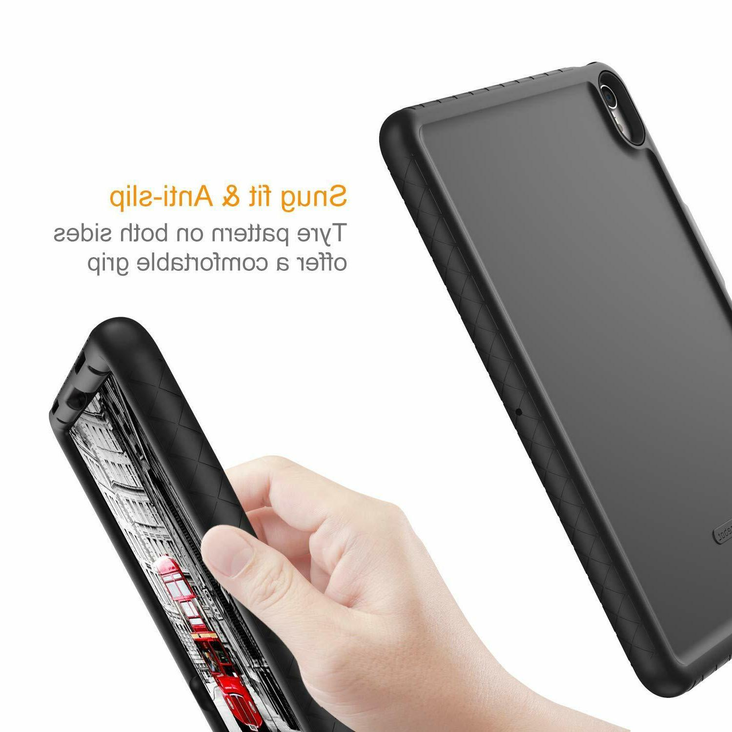 For iPad / 12.9'' 3rd Gen Silicone Case Shock Proof