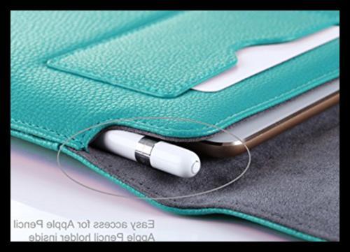 Procase Ipad 12.9 2018/2017/2015 Case Sleeve Cushion Protective Cover Fo