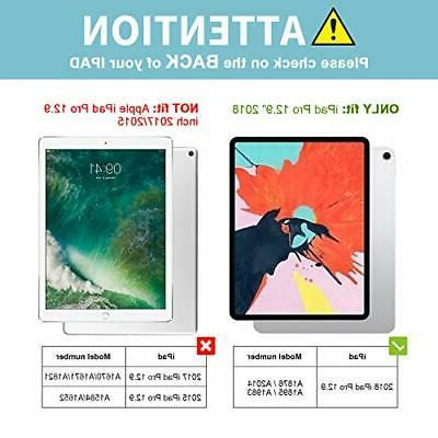 Procase iPad Pro Case Rotatable Kickstand Cover