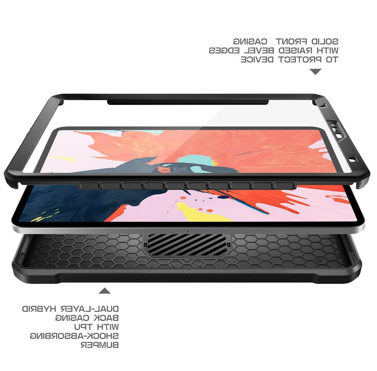 iPad Pro 11'' Case 2018, Protective Case w/Screen Pro