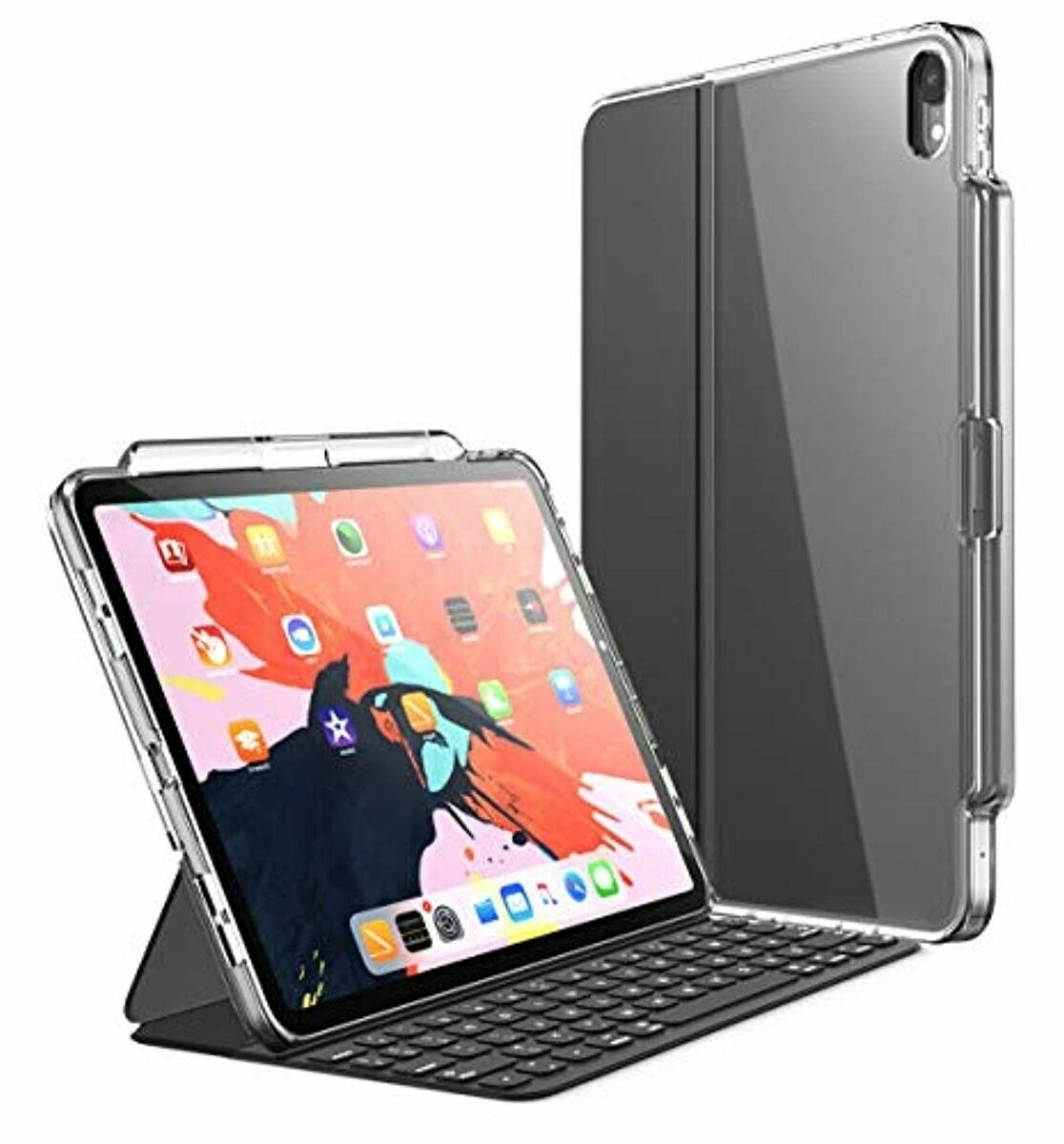 iPad Case 2018, i-Blason [Compatible with Official Smart and