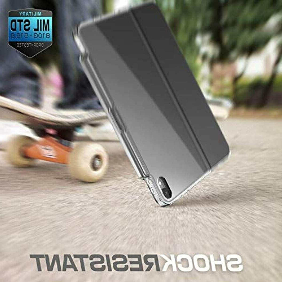 iPad 12.9 with Official Smart Cover and