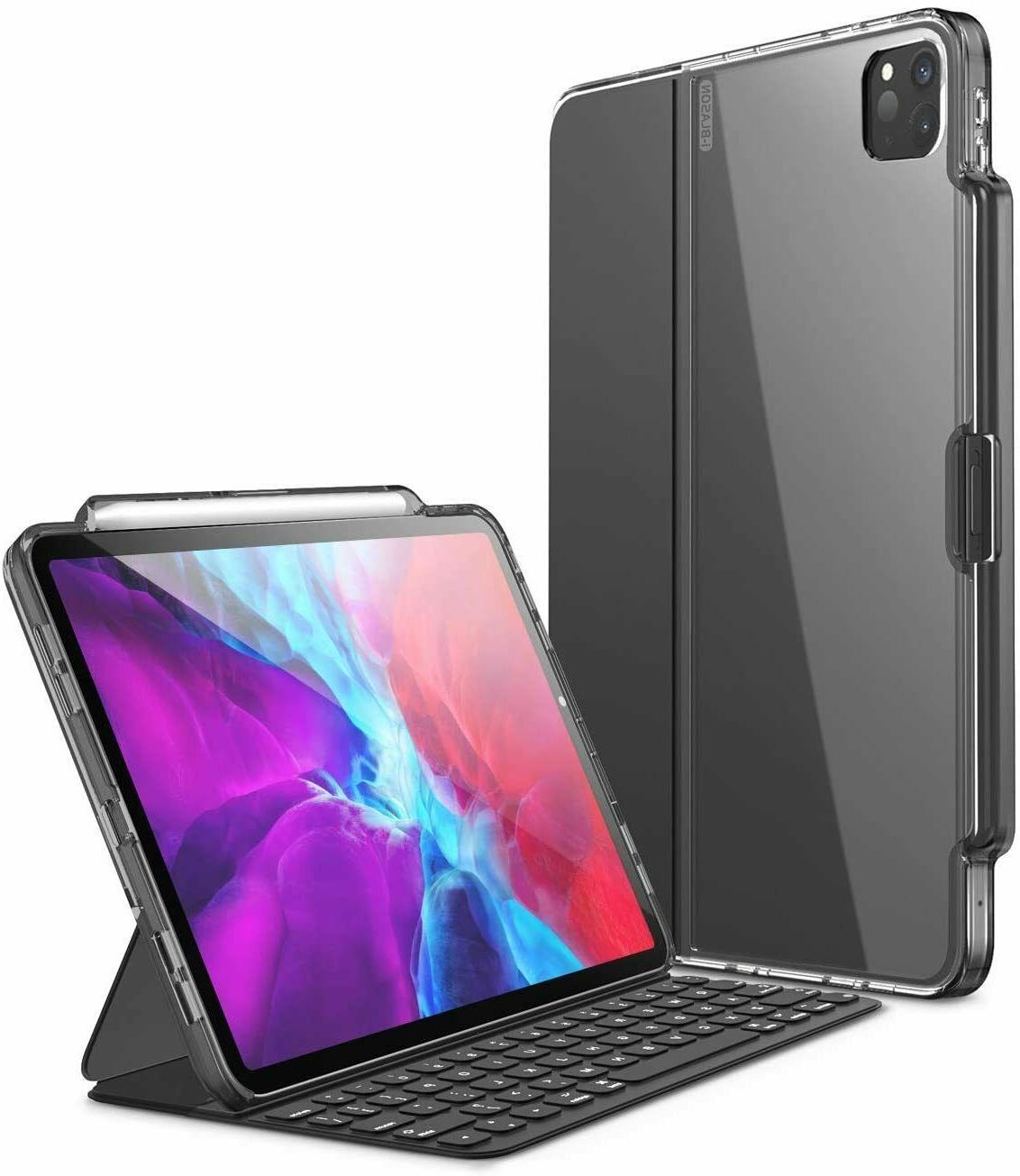 For iPad 12.9 inch 4th/3rd Gen i-Blason Use w/ Keyboard