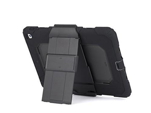 iPad Survivor 4 Layers of protection, 8ft Black/Smoke