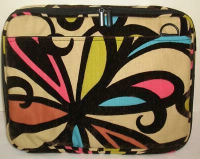 iPad Tablet Messenger Shoulder Bag Soft Carry Pouch Case fit