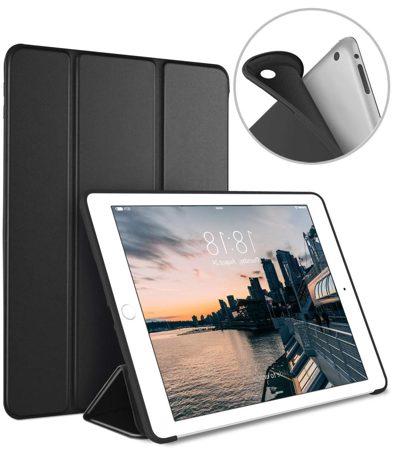 DTTO iPad Ultra Slim Lightweight Smart Case Trifold Cover St