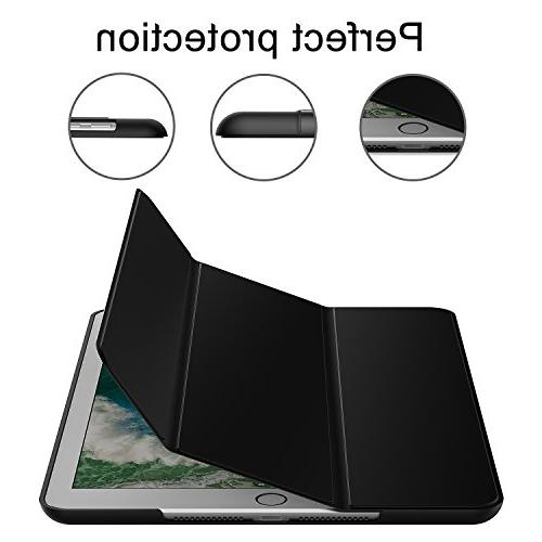 JETech iPad 2017 Cover for 9.7 Inch 2017 Model Lightweight Auto