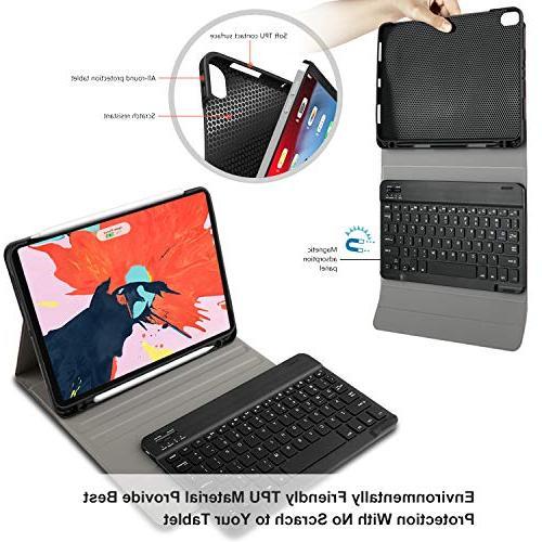Luibor Case iPad Pro Cover Case Wireless Slot Fitting iPad Pro Tablet
