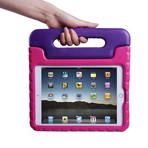 9.7 / 2017 Bumper Cover Stand with Gen iPad and 5th