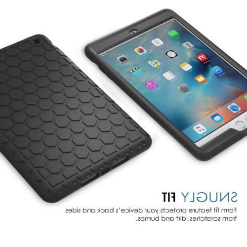 Moko Friendly Shock Proof Cover Case For iPad Mini 3/2/1