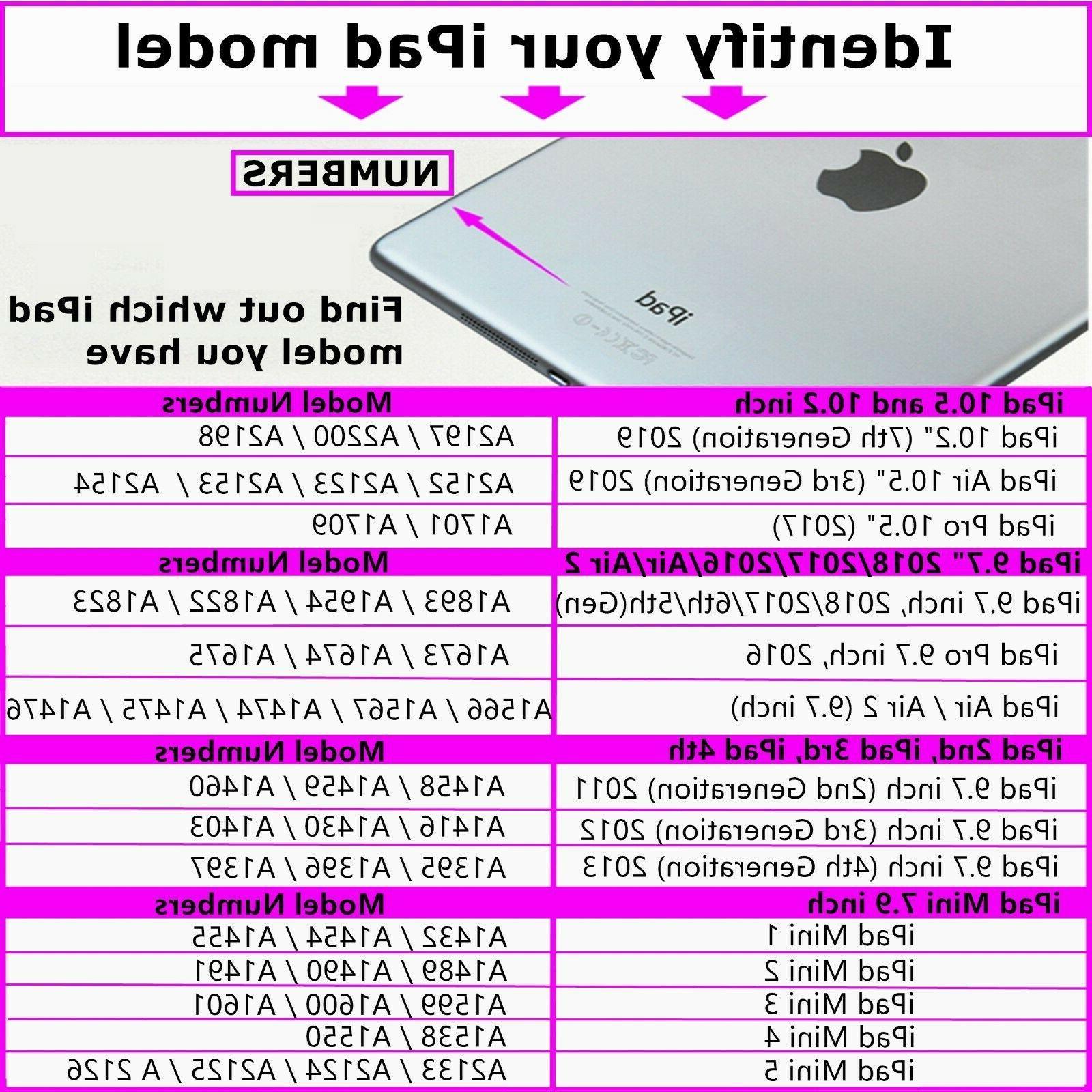 """Kid iPad 7th Gen 10.2""""/Air 3/10.5""""/2019/Pro"""