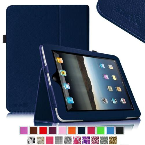 Leather Case Cover For Apple iPad 1 1st Gen Original Generat