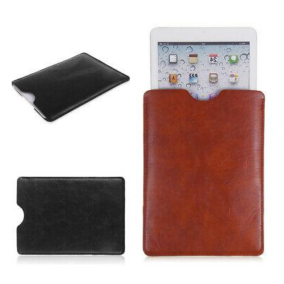 leather sleeve bag case cover pouch