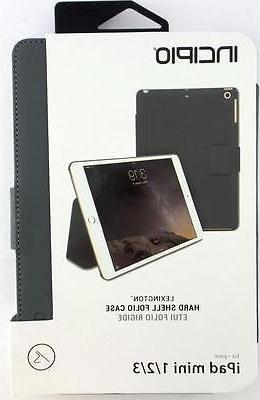 New INCIPIO Leather Gray 1 2 3