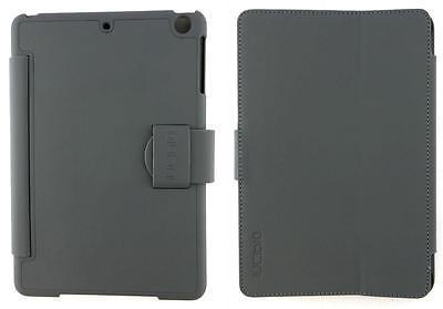 Leather Gray Folio for iPad 1 2